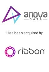 Anova Data Acquired by Ribbon
