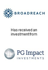 BroadReach Raises Growth Equity From PG Impact Investments