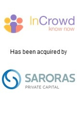 InCrowd Acquired by SARORAS Private Capital