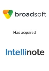 BroadSoft Acquires Intellinote