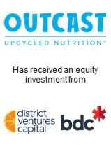Outcast Foods Receives Equity Investment from District Ventures Capital and BDC Capital