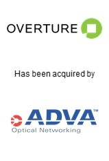 ADVA Acquires Overture Networks