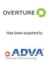 ADVA Acquires Overture Networks