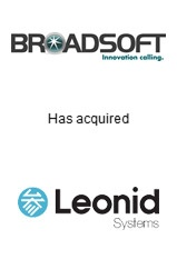 BroadSoft Acquires Leonid