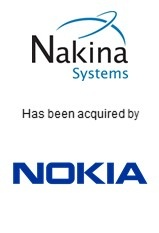 Nokia Acquires Access Security Software Leader Nakina
