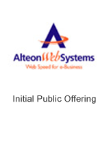 Alteon Web Systems Initial Public Offering