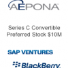 Aepona Series C Convertible Preferred Stock