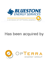 Bluestone Energy has been acquired by OpTerra Energy Group