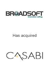 Broadsoft has acquired Casabi