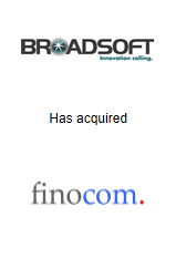 BroadSoft Increases its Investment in the German Market with the Acquisition of finocom