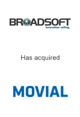 Broadsoft has acquired Movial