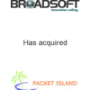 Broadsoft has acquired Packet Island