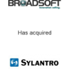 Broadsoft has acquired Sylantro