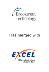 Brooktrout Technology has merged with Excel