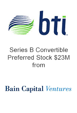 BTI Systems Series B Covertible Preferred Stock