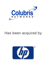 Colubris Networks has been acquired by HP