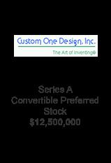 Custom One Design Inc Series A Convertible Preferred Stock