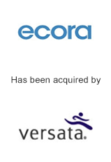Ecora has been acquired by Versata