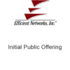 Efficient Networks Inc Initial Public Offering