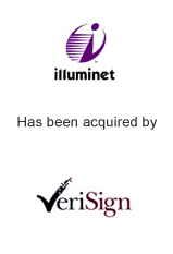 Illuminent has been acquired by Verisign