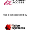 Integral Access has been acquired by Telcom Systems