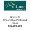 intune Networks Series B Convertible Preferred Stock