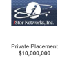 iStore Networks Inc Private Placement