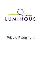 Luminous Networks