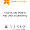 NMS Communications AccessGate Division has been acquired by Verso Technologies