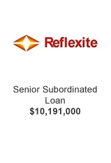 Reflexite Senior Subordinated Loan