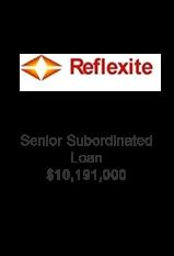 Reflexite Senior Subordinated Loan