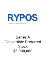 Rypos Series A Convertible Preferred Stock