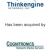 ThinkEngine Networks has been acquired by Cognitronics