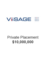 Viisage Private Placement