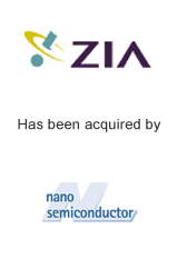 Zia has been acquired by nano semiconductor